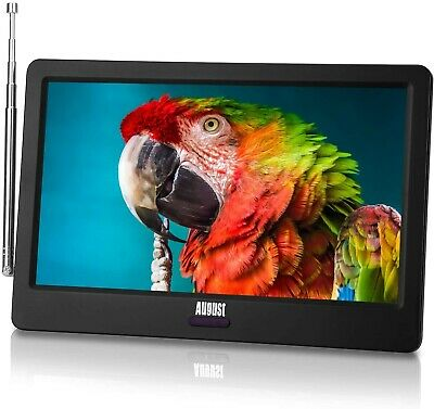 £310 • Buy August HD Portable Freeview TV – August DA900D – Small Screen LCD Digital Analog