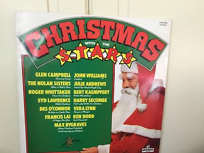 £3.99 • Buy 'Christmas With The Stars'  Vinyl