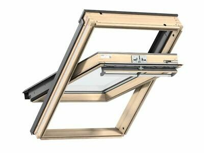 £424 • Buy Velux GGL PK08 3060 - Centre Pivot Window Lacquered Pine 94x140 - In Stock!