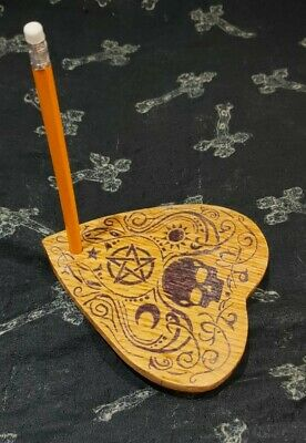 £19.99 • Buy Spirit Writing Planchette Handmade In The UK OOAK Ghost Automatic Writing #1