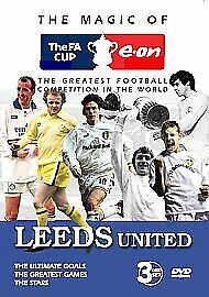 £0.99 • Buy Leeds United - The Magic Of The FA Cup (DVD, 2008)
