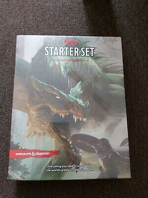 £14.80 • Buy Dungeons & Dragons RPG Starter Set - DnD D&D ADnD AD&D - New And Sealed