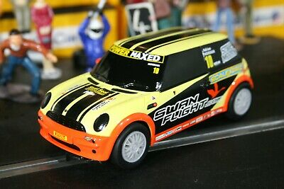 £17.99 • Buy SCALEXTRIC Very Good DPR Mini Cooper BMW Power Maxed  Fast Postage