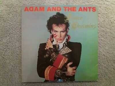 £2.75 • Buy Vinyl 12  LP - Adam And The Ants - Prince Charming - First Press - Excellent Con
