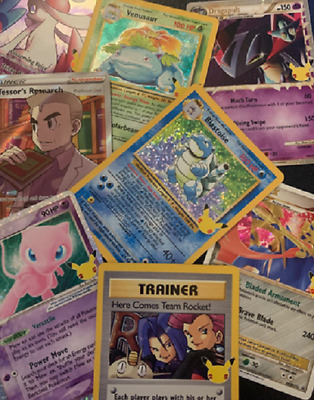 £1.50 • Buy Celebrations Pokemon Cards Singles - Choose Your Own!