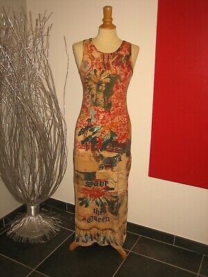 AU92.89 • Buy Robe Longue Maxi Dress Save The Queen Collection Indiens L 38 40 Uk L 10 12