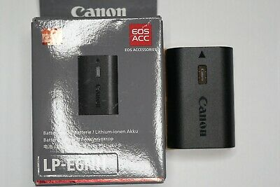 £89 • Buy Canon LP-E6NH Battery Pack Fits Canon Eos R5 & R6