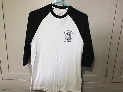 £6.50 • Buy Mens Vans Off The Wall Tee Small - See The Back!
