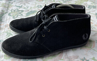 £16.99 • Buy Men's Fred Perry Suede Shoes Size Uk 11