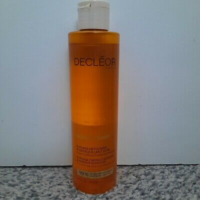 £11 • Buy Decleor Aroma Cleanse Bi-Phase Cleanser & Make-up Remover (RRP £33) New 200ml