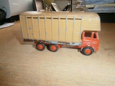 £4.99 • Buy Lot 3: Vintage Budgie Toys 220 Hippo Cattle Transporter - Unboxed.