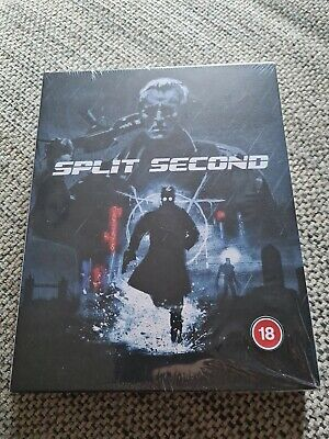 £17.99 • Buy Split Second (Limited Edition) [Blu-ray]