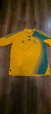 £20 • Buy South Africa Football Shirt Adidas XL  Soccer Jersey 2008 Used Good Condition