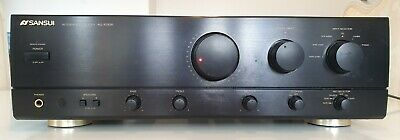 £140 • Buy Sansui AU-X501R Amplifier (uk Mainland Delivery Only)