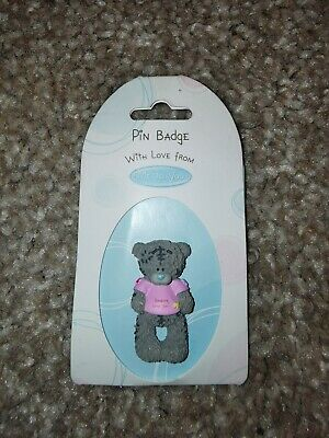 £3.50 • Buy Me To You Pin Badge Someone Loves You Gift Present Idea New