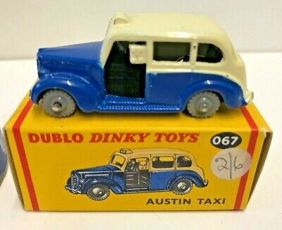 £12.50 • Buy Dinky Toys Austin Taxi, Massey Tractor, Matchbox Aston Martin Racer With Boxes
