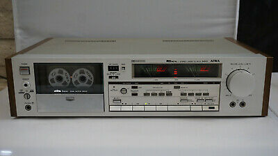 £433.59 • Buy AIWA AD-m800 3head Cassette Deck Dolby, Tape Calibration, Remote, Manual, Box