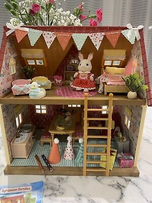 £30 • Buy Sylvanian Families Decorated Cosy Cottage & Accessories