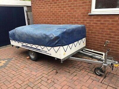 £350 • Buy Conway Clipper DL 1998 Trailer Tent