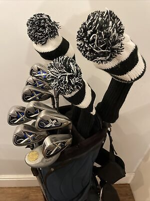 AU662.05 • Buy Set Of Mens Right Handed Callaway Golf Clubs