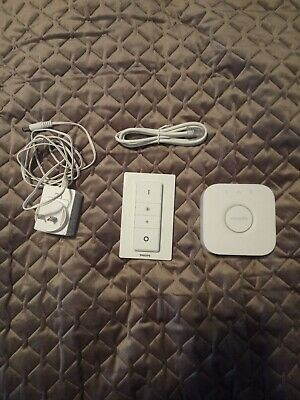 AU42 • Buy Philips Hue Bridge V2.0 And Dimmer Switch, Brand New, Never Used (No Box)