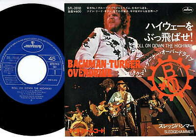 £2.32 • Buy Bachman-Turner Overdrive - Roll On Down The Highway   7  Japan SFL-2010