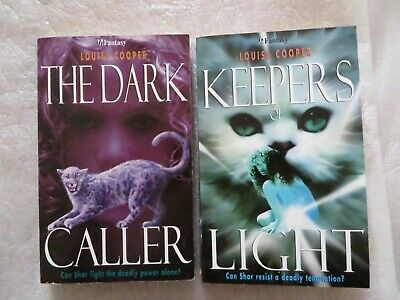 £14.99 • Buy Louise Cooper, Dark Caller And Keepers Of Light, Two Used Paperbacks