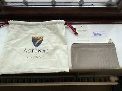 £29.99 • Buy ASPINAL OF LONDON Leather Continental Midi Wallet. BNIB RRP £150