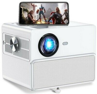 £119.99 • Buy TOWOND WiFi LED Projector 1080P Supported, 6500 Lumen, HDMI USB VGA IPhone C207