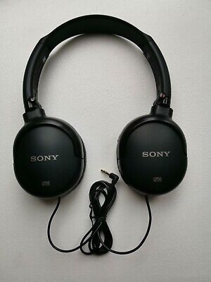 £11.99 • Buy Sony MDR-NC8 Noise Cancelling Headphones