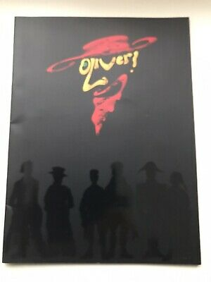 £7.95 • Buy OLIVER The Musical LARGE Programme /Brochure JIM DALE CLAIRE MOORE JOE MCGANN