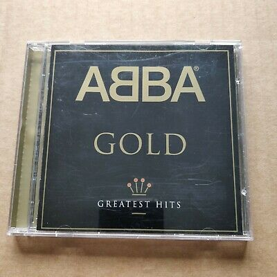 £5 • Buy CD - ABBA - Gold (Greatest Hits, 2003)