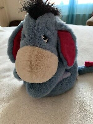 £9.99 • Buy Eeyore Soft Toy Plush Disney Cuddly Toy Collectable Detachable Tail Rare