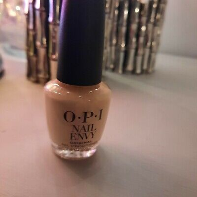 £6 • Buy Unused OPI Nail Envy In Bubble Bath 15ml - Retails At £20.50