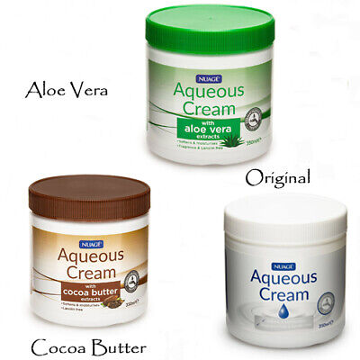 £7.95 • Buy Lanolin Free Aqueous Cream 3 Scents Hydration & Relief For Dry