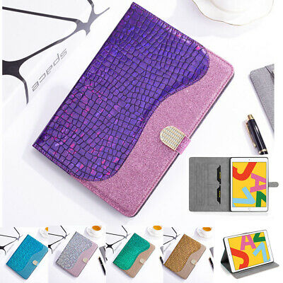 £14.26 • Buy Shockproof Thin Glitter Tablet Case For IPad 10.2 Air 3 10.5 2019 Pro 11 2021