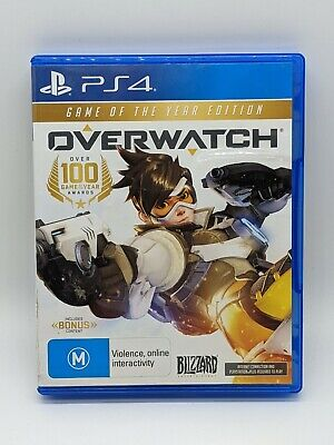 AU22.95 • Buy Overwatch Game Of The Year Edition (PS4) Sony Playstation 4 *FREE TRACKED POST*