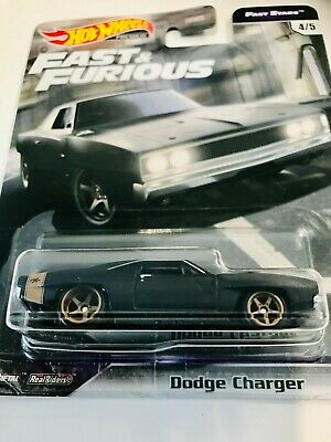 AU24.95 • Buy Hot Wheels Premium - Fast & Furious - Fast Stars - DODGE Charger (BRAND NEW)