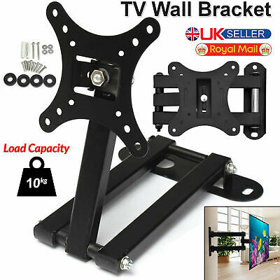 AU15.36 • Buy TV Wall Bracket Mount For 14  - 30  Inches 3D LCD LED Plasma All Samsung LG Sony