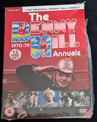 £24.99 • Buy Benny Hill:The Complete 70's Annual