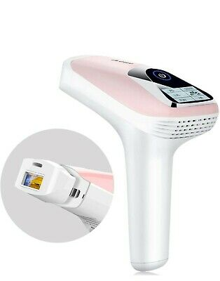 View Details Laser Hair Removal Permanent IPL Hair Remover 500,000 Light Pulses RRP £99 • 49.95£