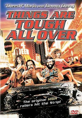 £4.32 • Buy Cheech And Chong - Things Are Tough All Over (DVD, 2001) - Free Shipping