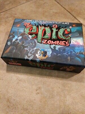 £14.51 • Buy Tiny Epic Zombies With Kickstarter Deluxe