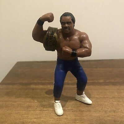 £29.99 • Buy WCW Ron Simmons Galoob UK Exclusive Vintage Action Figure 1991 With Belt