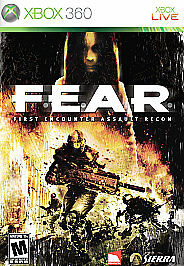 AU11.84 • Buy FEAR Xbox 360 Game. Used In Good Condition, W/Manual. Free Shipping.