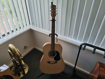 AU1000 • Buy Maton S60 Acoustic Guitar - All Solid Wood With Maton Guitar Case
