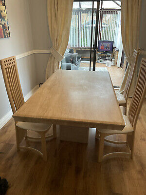 £50 • Buy Marble Dining Table And 4 Chairs
