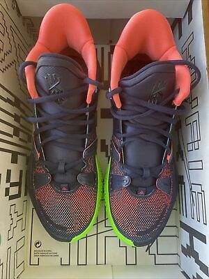 $66 • Buy NEW Nike Kyrie 7 Basketball Shoes CQ9326 401 Midnight Navy Mens Size 9.5 No Lid