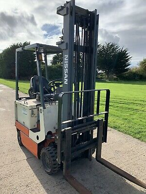 £2750 • Buy Nissan Electric Forklift Truck
