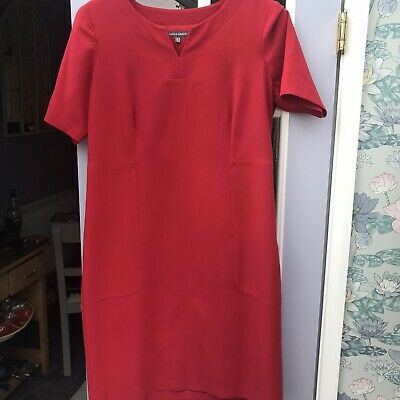 £12.99 • Buy Laura Ashley,   Size 16,  Autumnal  Red  Dress,